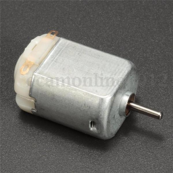 Miniature Small Electric Motor Brushed 15V 45V DC for