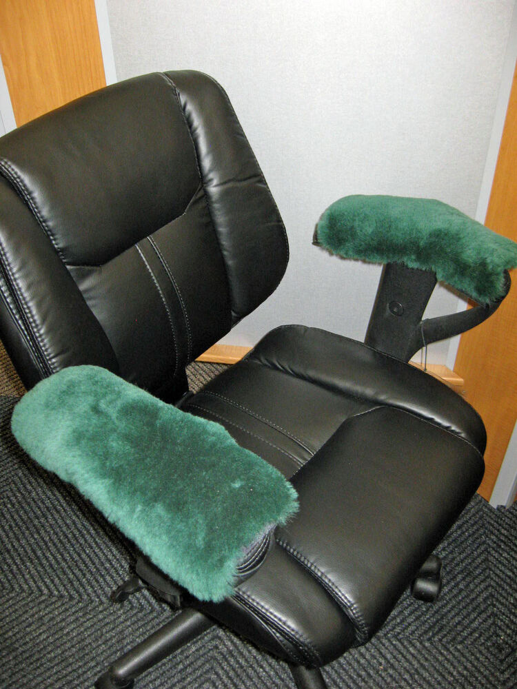 arm chair covers ebay video game racing rest green pair 10
