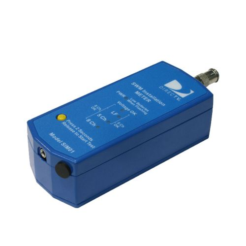 small resolution of details about directv sim 01 single wire multi switch swm installation meter