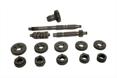 6-Speed Transmission Gear Set fits Harley Davidson,V-Twin