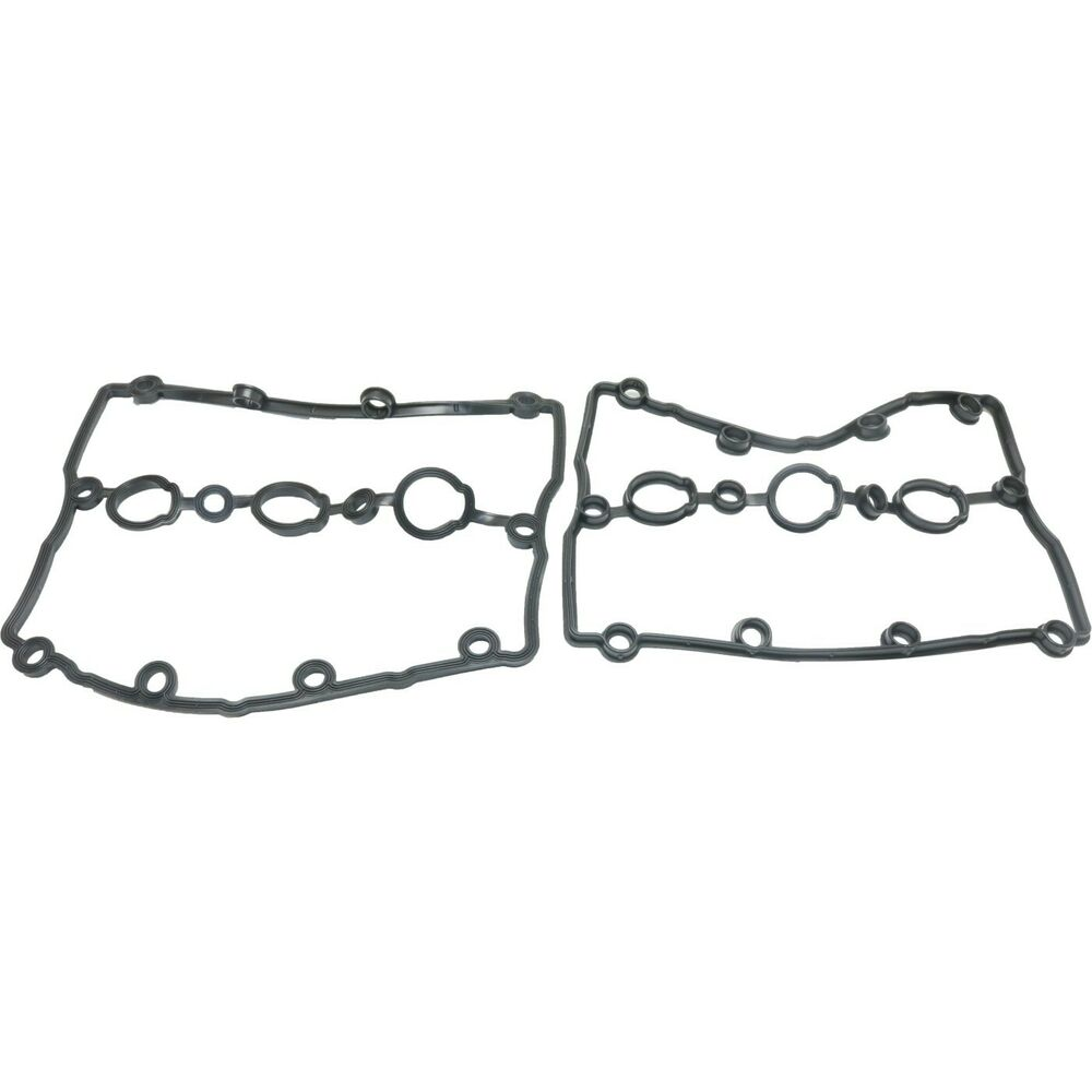 New Valve Cover Gaskets Set Audi A4 Quattro A6 2002-2004