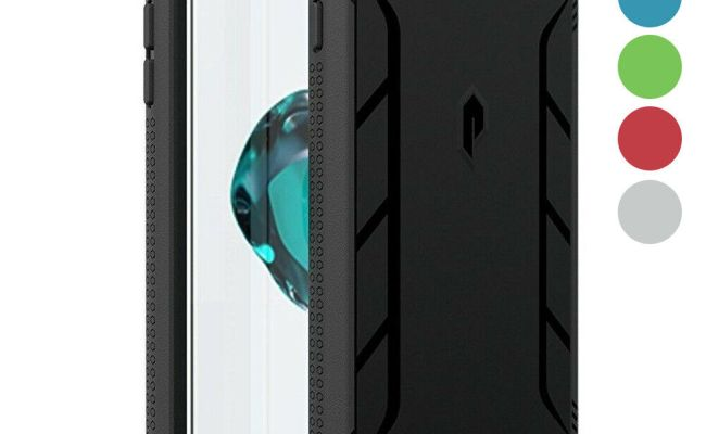 Poetic Revolution Series Shockproof Protector Case For