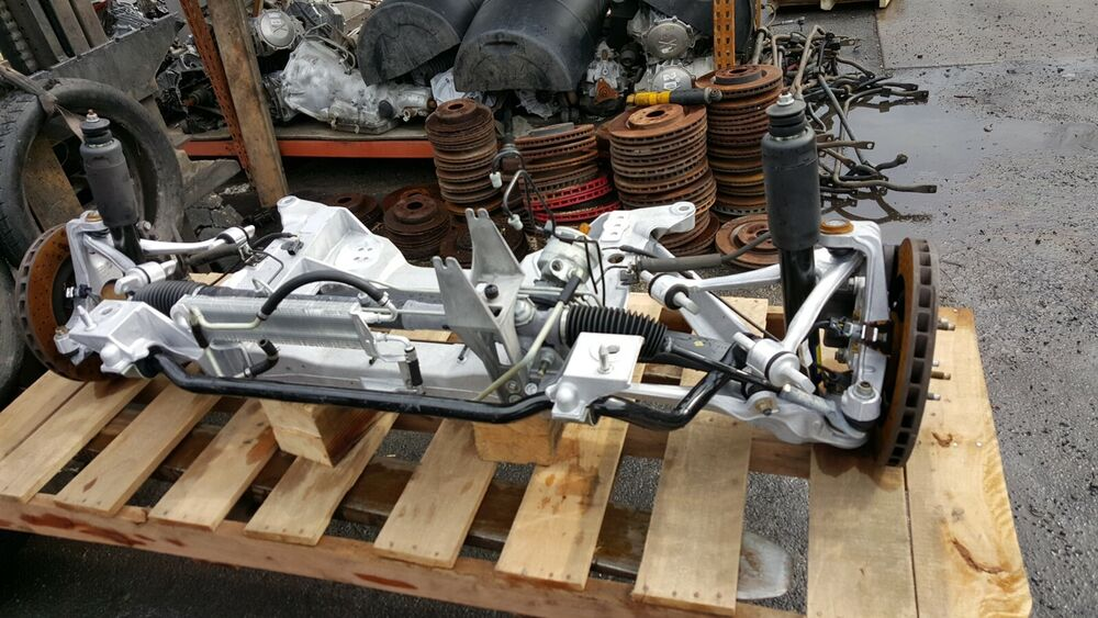 Identify All Of Your Front End Suspension And Steering Components