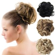 cw hair-25colors curly clip