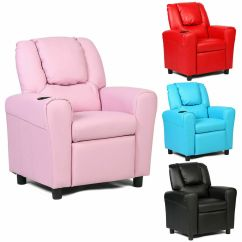 Kids Recliner Chair Wheelchair Football Armchair Children S Furniture Sofa Seat Couch W Details About Cup Holder