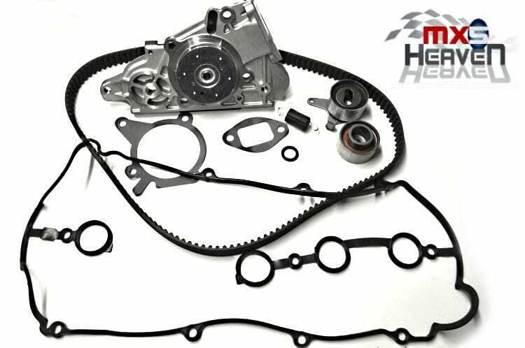 Mazda MX5 MK2 1.8 VVT Timing Belt Kit (4 pc), Water Pump