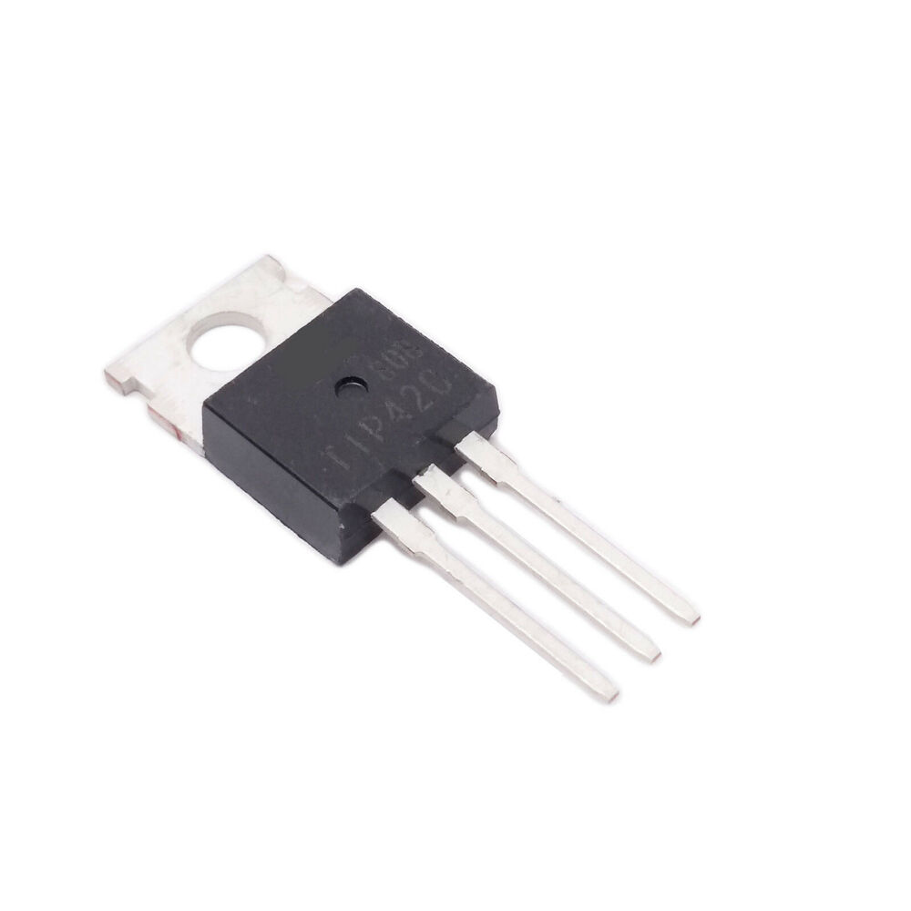 hight resolution of details about us stock 20pcs tip42c tip42 power transistors pnp 100v 6a new