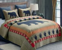 Cabin And Lodge Bedding. Crestwood Lodge Bedding ...
