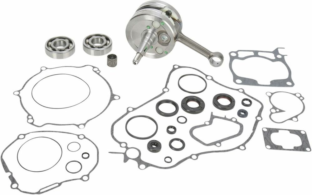 COMPLETE CRANKSHAFT CRANK BOTTOM END REBUILD KIT YAMAHA