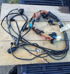 details about bmw e46 2000 323i engine transmission wiring harness automatic w video  [ 1000 x 1000 Pixel ]
