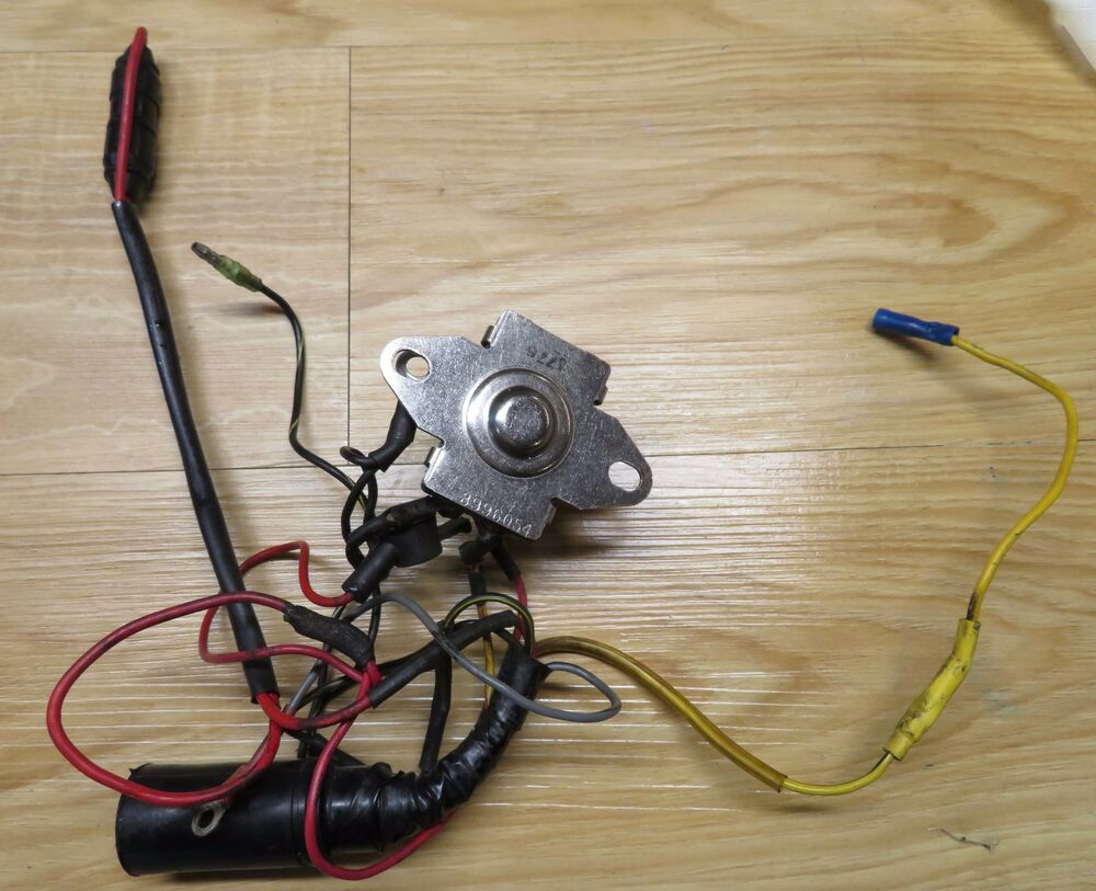 hight resolution of details about 1977 2004 18 20 25 hp xd mercury mariner outboard wiring harness relay