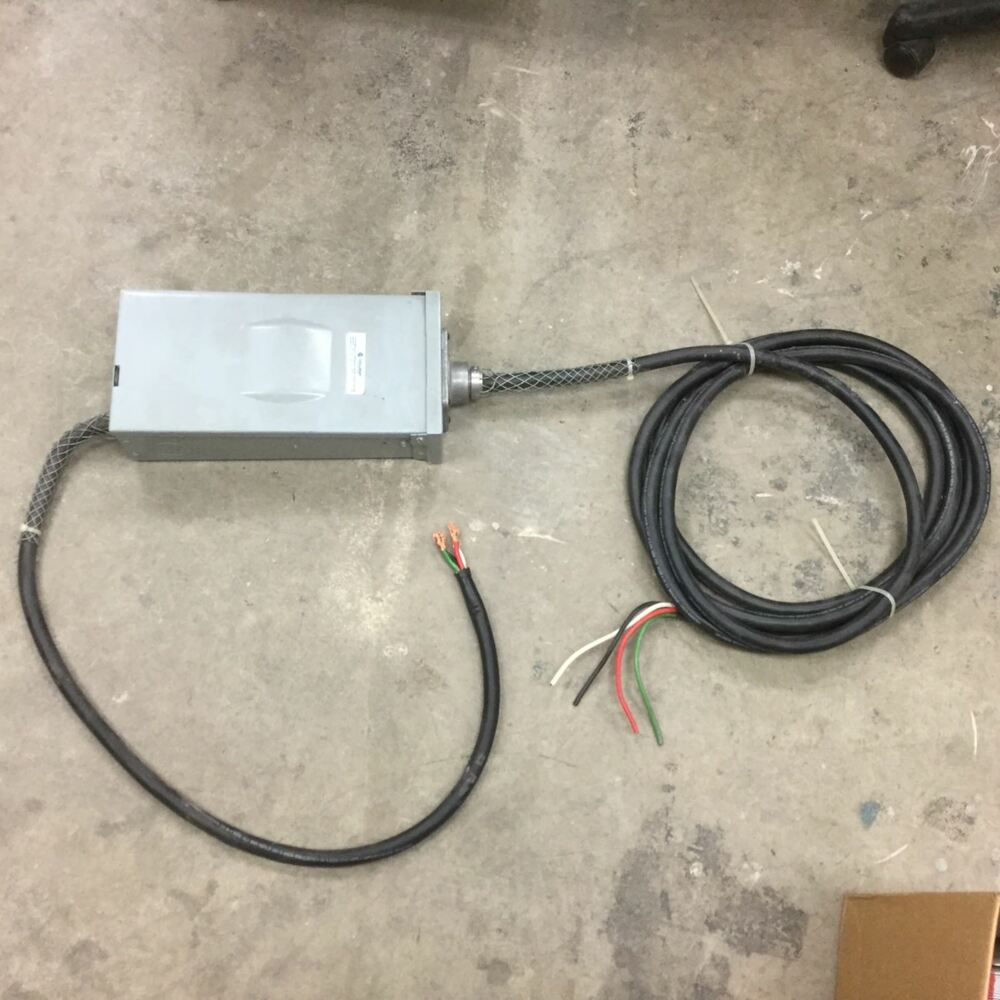 medium resolution of details about challenger s3 100rn panel enclosure w breaker 3ph 30 amp incl 10 4 cord wire