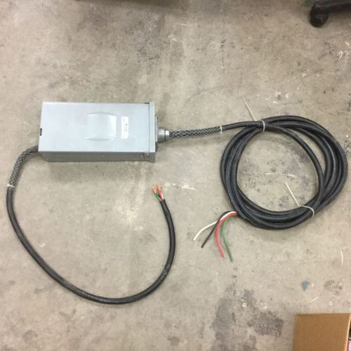 small resolution of details about challenger s3 100rn panel enclosure w breaker 3ph 30 amp incl 10 4 cord wire