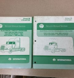 international ih 5000 9200 9400 9900 electrical diagrams troubleshooting manuals ebay [ 1000 x 1000 Pixel ]