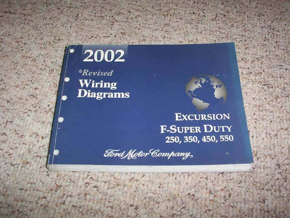 Wiring Diagram 2002 Overall Electrical Wiring Diagram 2002 1