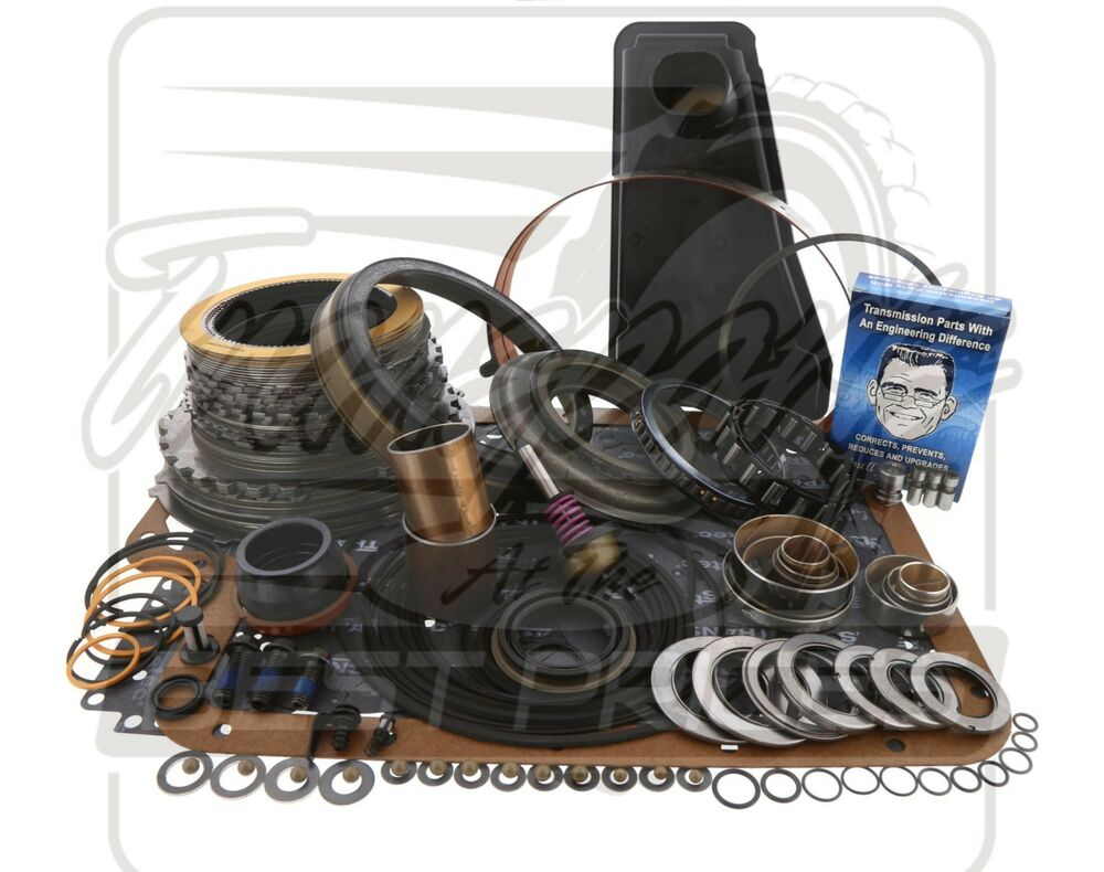 medium resolution of details about ford e4od 4r100 transmission deluxe overhaul rebuild kit 4 97 00 level 2 4wd