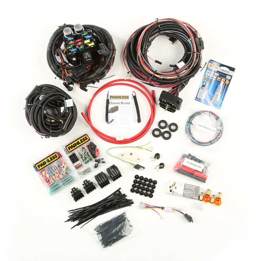 hight resolution of details about engine wiring harness 1976 to 1986 jeep cj5 cj7 cj8 x 17202 04