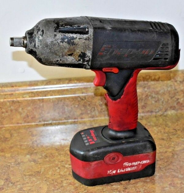 Snap On Cordless Impact 18v Lithium Tools - Year of Clean Water