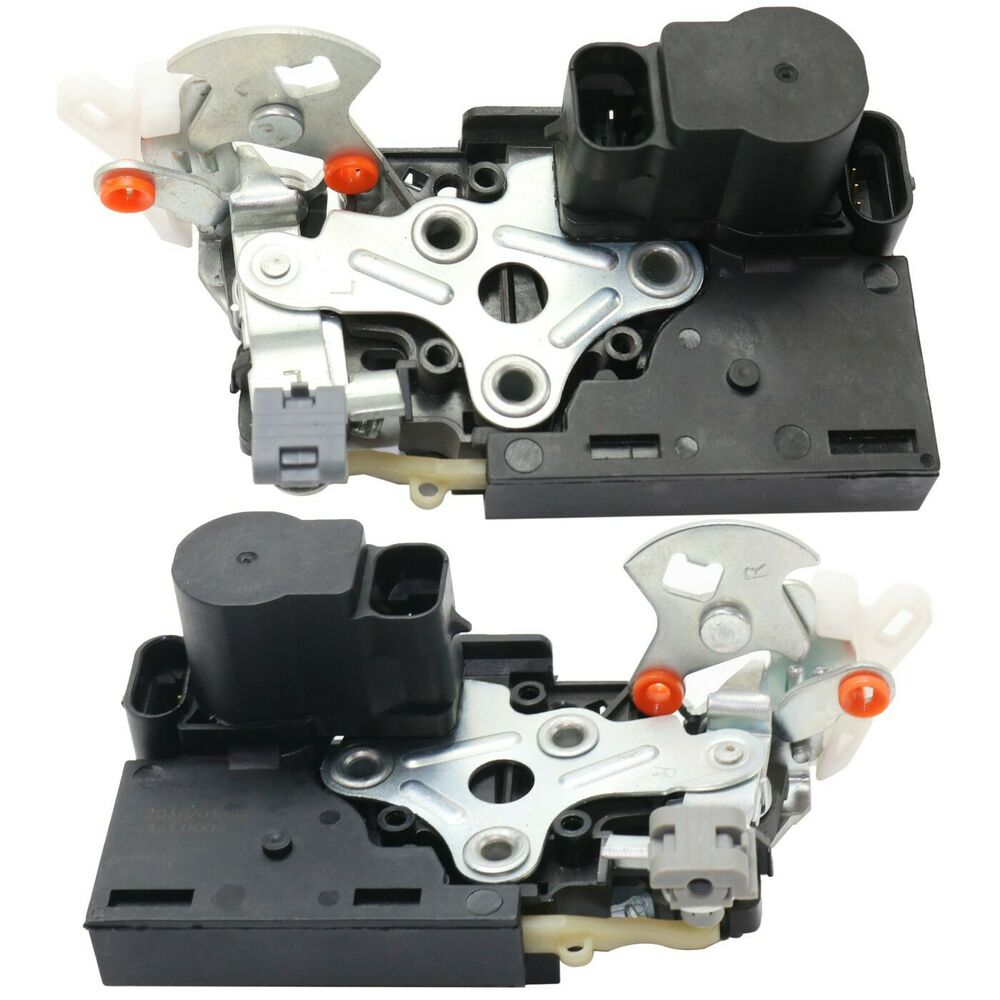 hight resolution of details about door lock actuator set for 2001 2006 silverado 1500 2000 2006 suburban 1500 rear