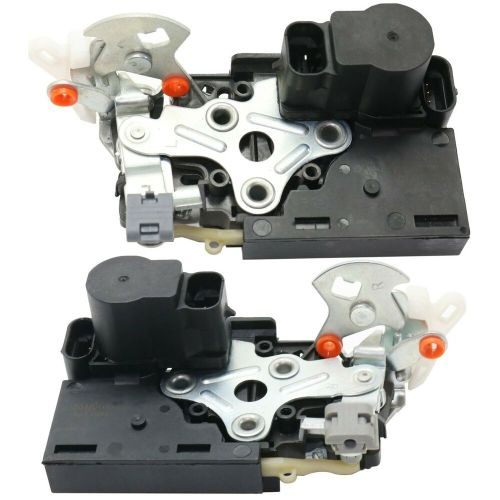 small resolution of details about door lock actuator set for 2001 2006 silverado 1500 2000 2006 suburban 1500 rear