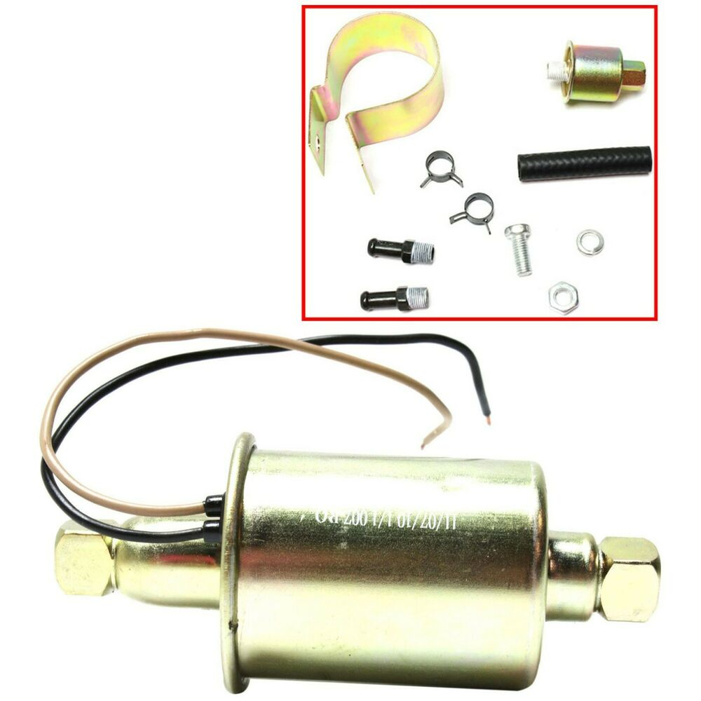 medium resolution of details about new electric fuel pump gas for vw tr4 volkswagen beetle super rabbit transporter