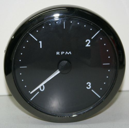 small resolution of details about borg warner 0 3000 rpm marine tachometer 6742 36000 01