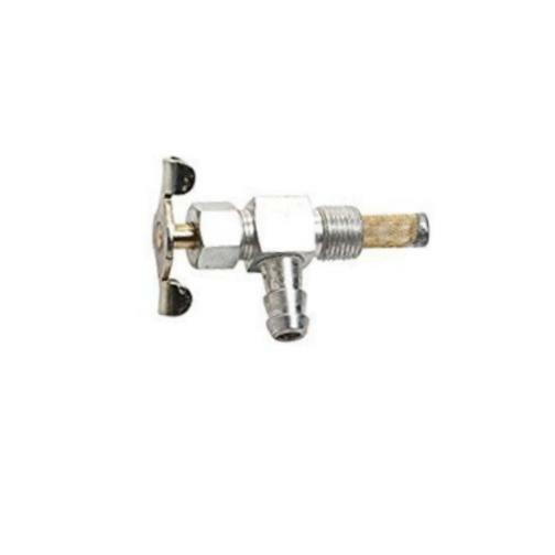 Replace Fuel Line Gas Tank Valve W/ screen Filter Noma