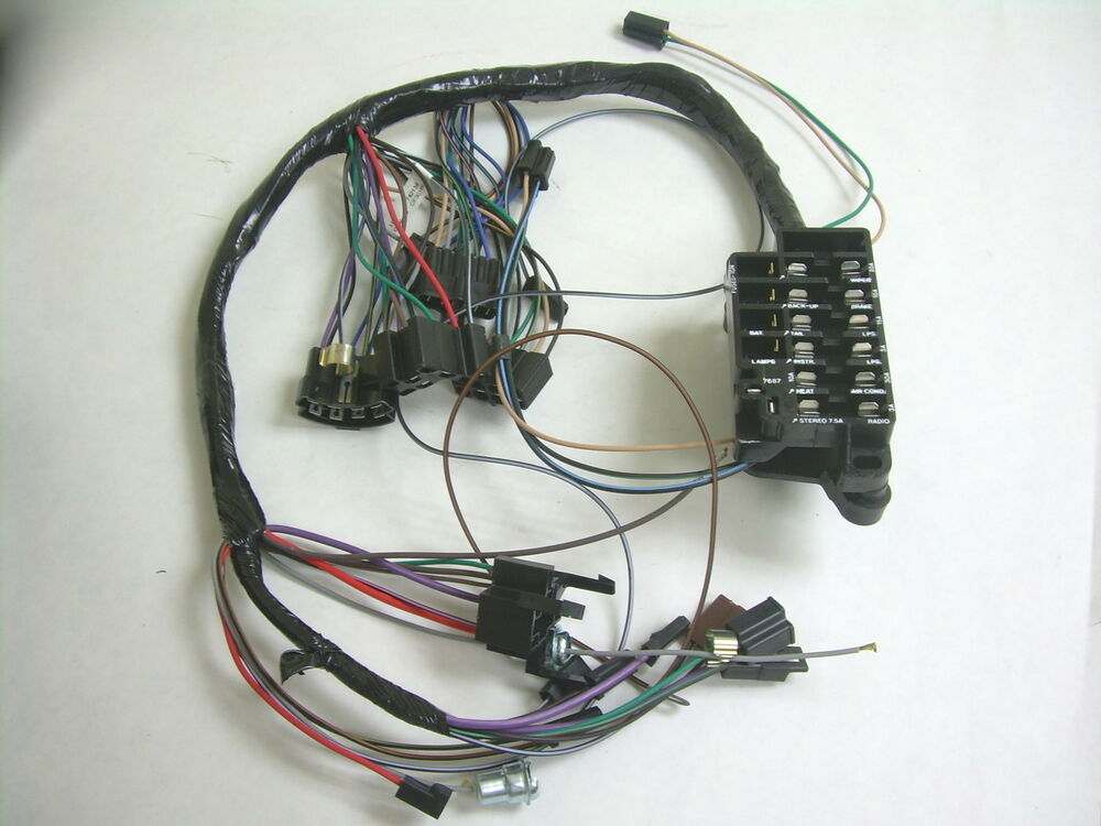 Wiring Harness 69 Nova