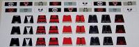 Star Wars Lego minifig decals Nihilus Revan Maul & more | eBay