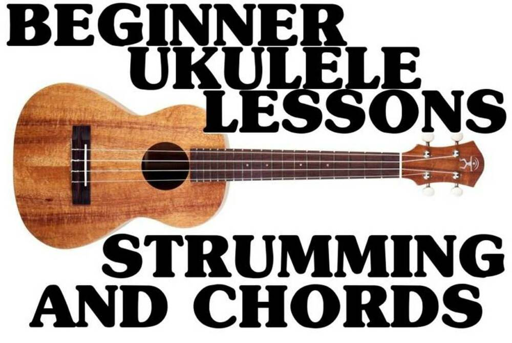 Beginner Ukulele Lessons Strumming & Chords DVD. Hawaii Is ...