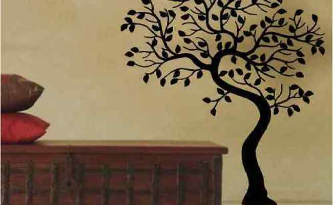 Large Tree Wall Decal Home Decor Removable Vinyl Ebay