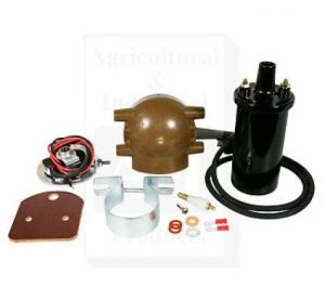 Ford Electronic Ignition Kit 6 Volt for 2N 8N and 9N | eBay