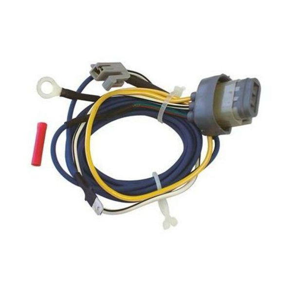 powermaster 125 ford 3g 3-wire alternator plug and harness wiring kit