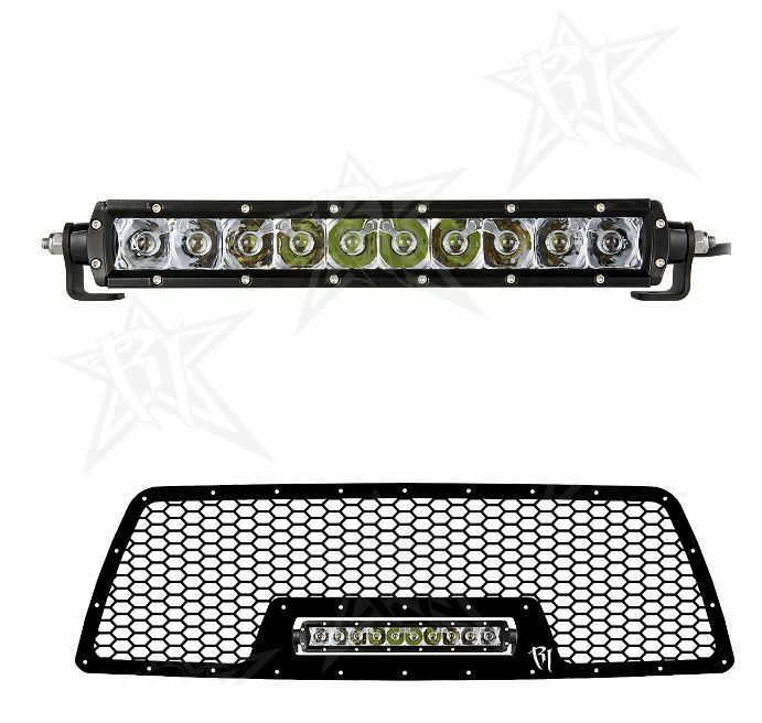 Rigid Industries 2005-2010 Toyota Tacoma LED Grille with