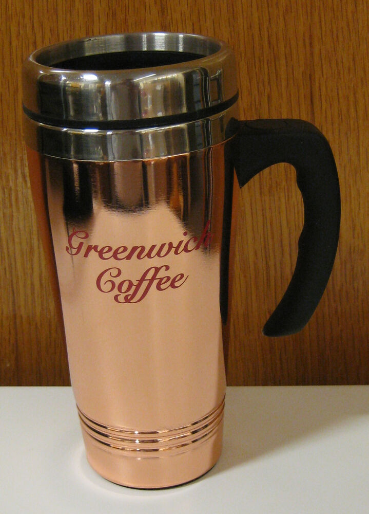 kitchen containers shop for appliances handsome 16oz stainless steel greenwich coffee travel mug ...