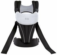 Britax Baby Carrier in Black With Britax Bib Cover 2-Pack ...