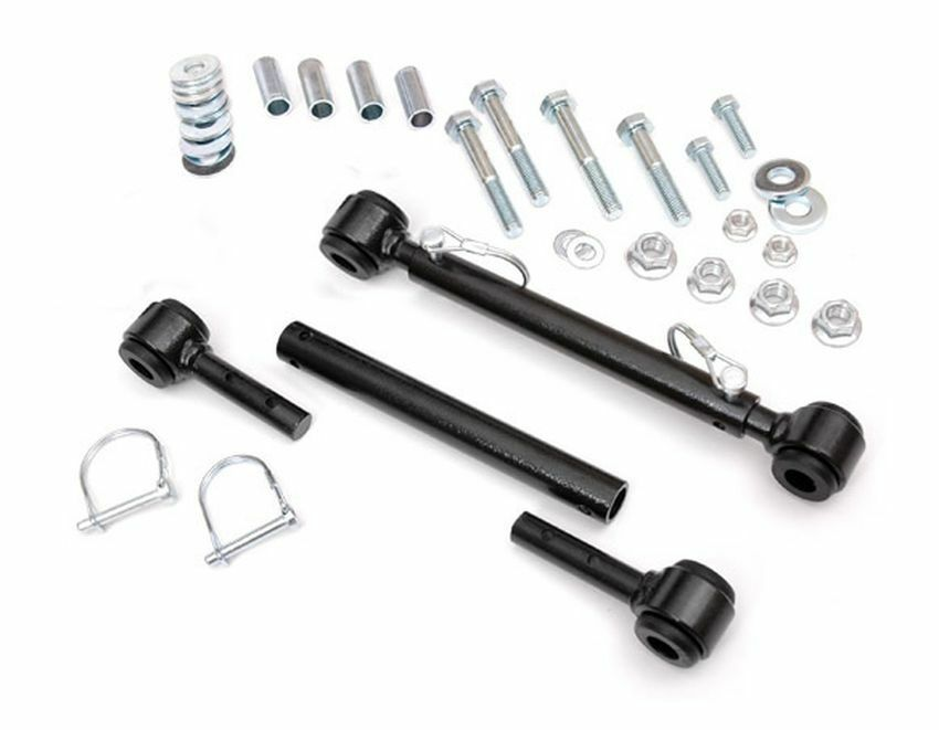 Rough Country Quick Disconnect Front Sway Bar Links