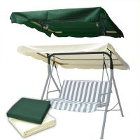 Outdoor Swing Canopy Top Replacement Patio Cover Garden ...