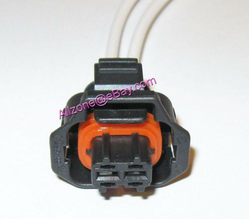 small resolution of duramax lly lbz llm fuel injector connector harness 6 6l chevrolet gmc ebay