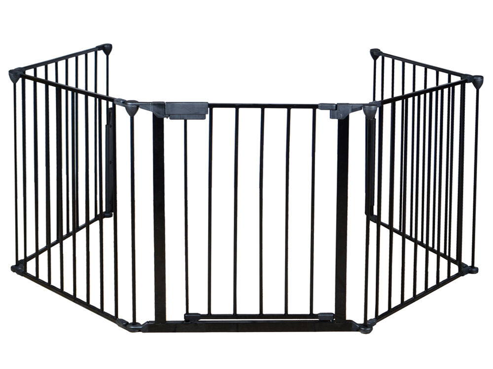 Wood Stove Baby Fence Hearth Gate Baby Safety Fence Hearth Gate Bbq Metal Fire Gate