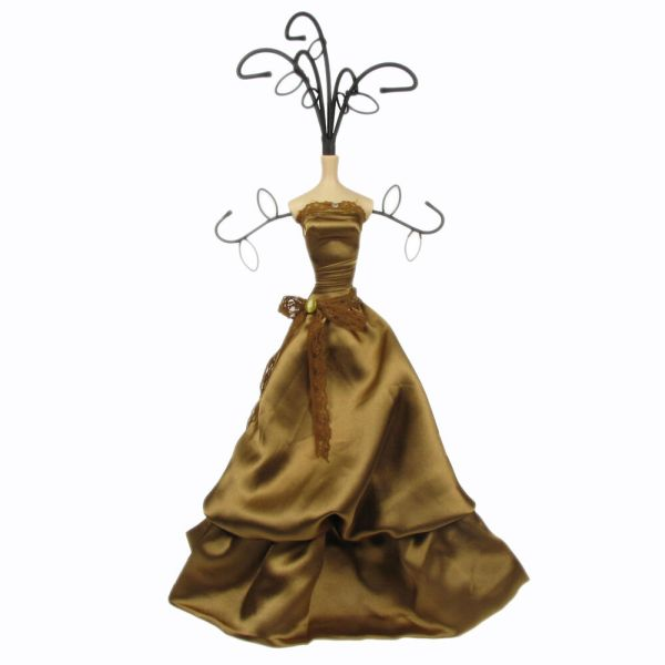 Mannequin Jewellery Display Stand Necklace Holder Lady