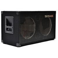 Seismic Audio 212 EMPTY GUITAR SPEAKER CABINET ~ 2x12