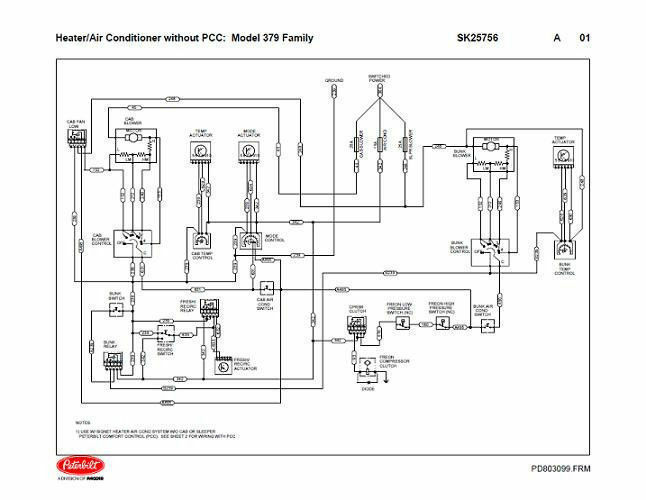 2011 Armada Stereo Wiring Diagram Peterbilt 379 Family Hvac Wiring Diagrams With Amp Without
