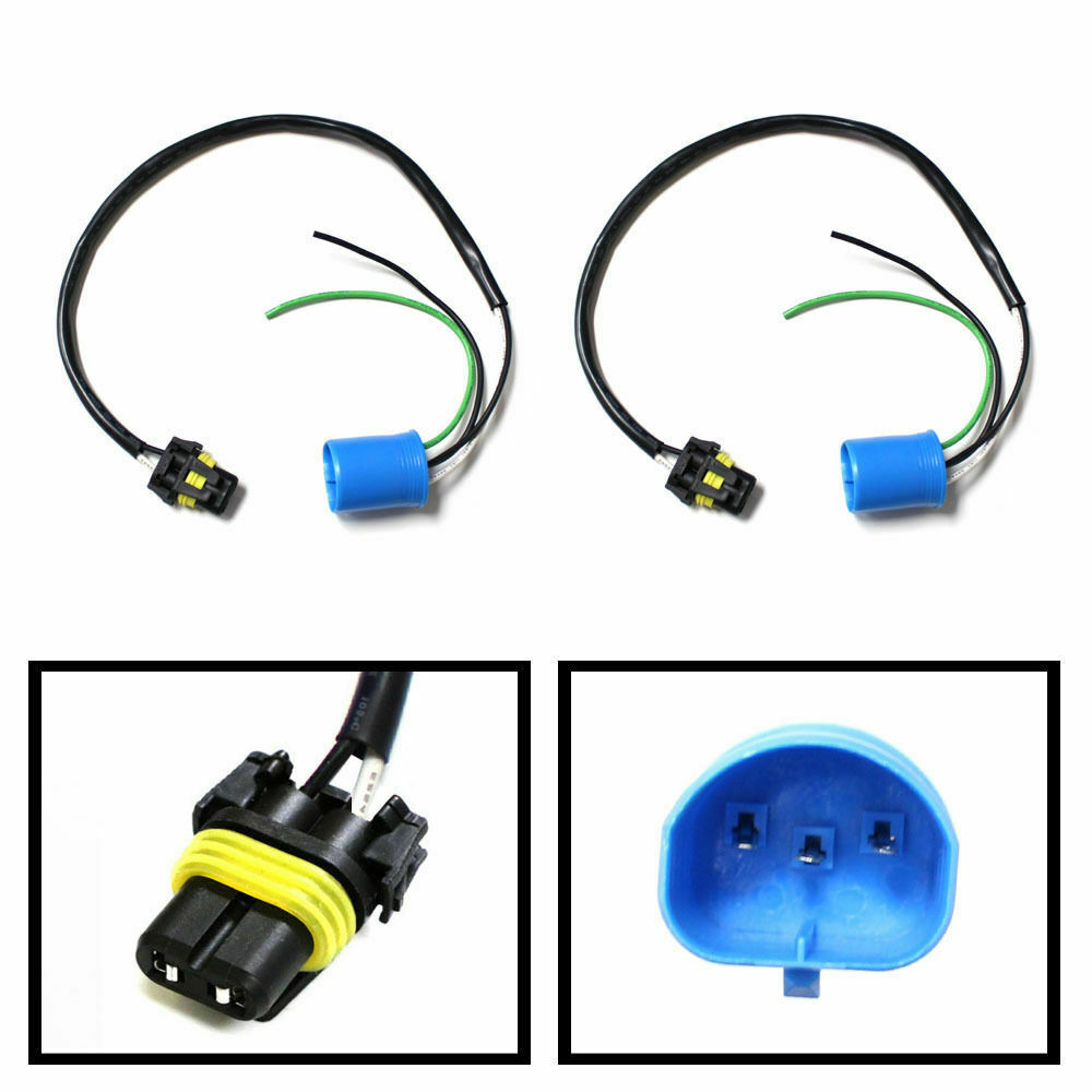 hight resolution of details about 9006 to 9007 conversion wires adapters for headlight retrofit or hid kit install
