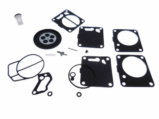 Carburetor Rebuild Kit Polaris Jet-Ski Mikuni Carb Service