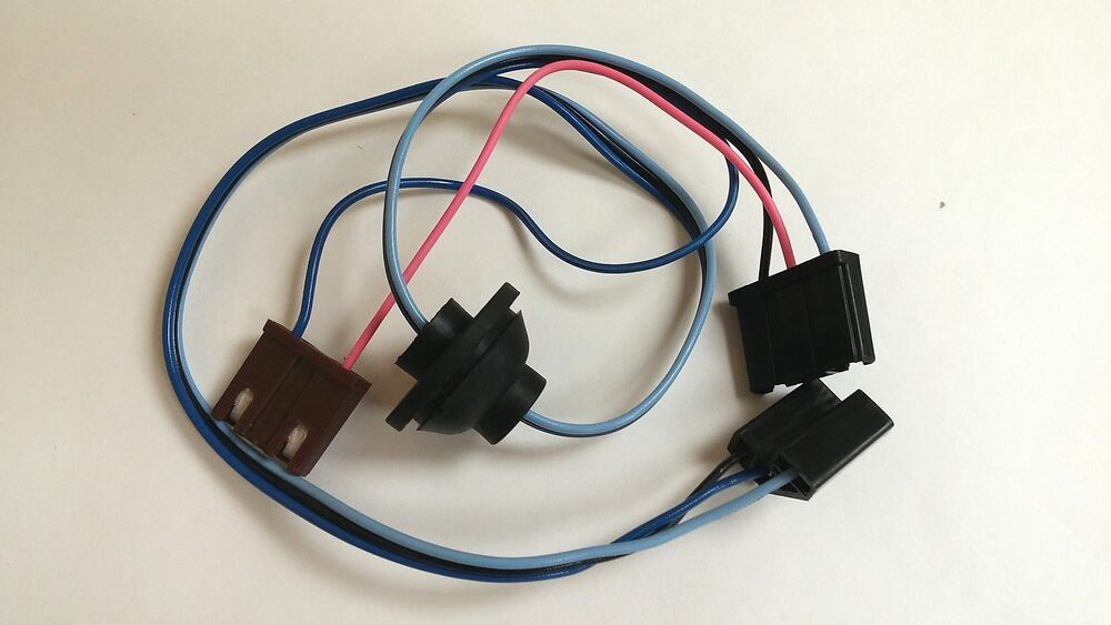 Impala Belair Windshield Wiper Switch Motor Wiring