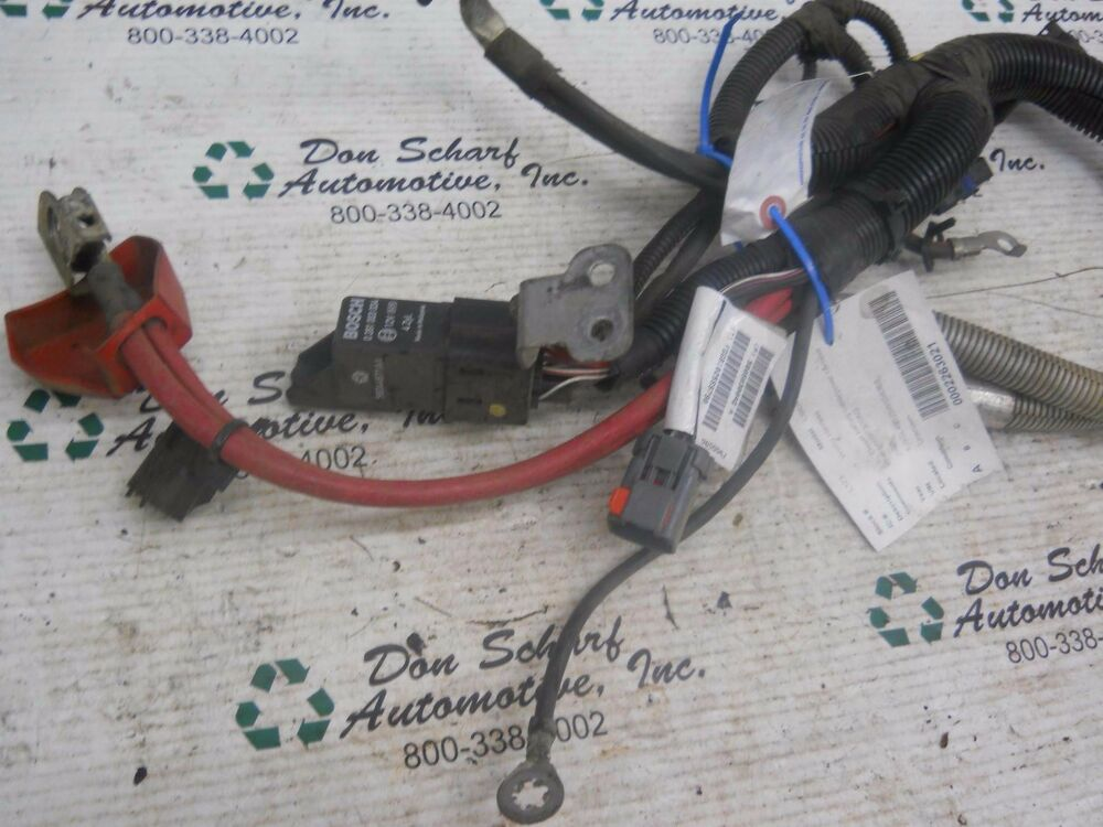 Wiring Harness For 2016 Jeep Liberty