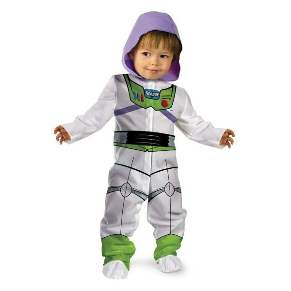 Buzz Lightyear Infant Costume 12-18 Months Child Toddler Halloween Toy Story