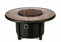 Outdoor Fire Pit Table Propane | www.imgkid.com - The ...