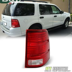 20022005 Ford Explorer Tail Light Brake Lamp Replacement